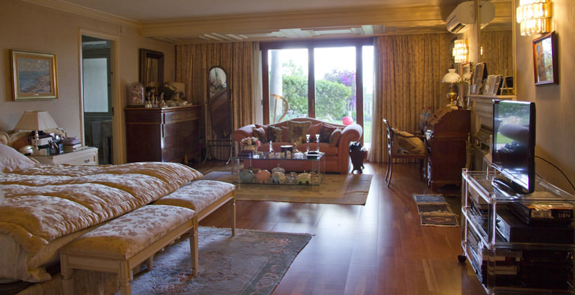 unique villas mallorca beautiful villa for sale in Son Vida  bedroom