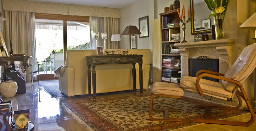 unique villas mallorca detached house for sale in sa teulera living area