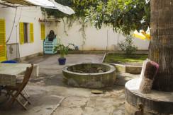 unique villas mallorca house for sale in El Terreno interior garden