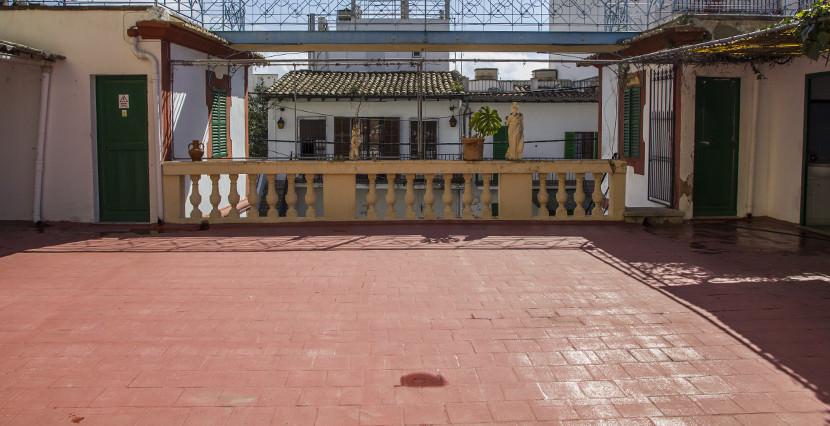 unique villas mallorca house for sale in El Terreno terrace