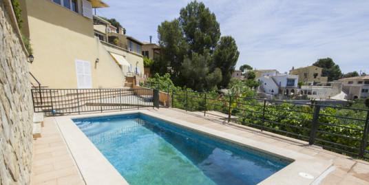 Reformed House with Sea Views for Sale in La Bonanova-uvm48