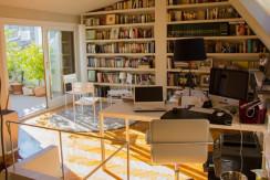 unique villas mallorca lovely detached house for sale in Son Armadans library