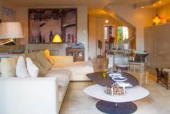 unique villas mallorca lovely detached house for sale in Son Armadans living area