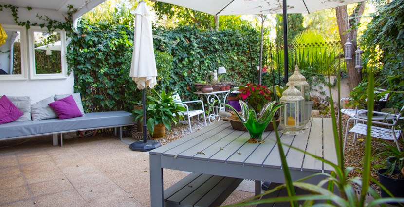 unique villas mallorca lovely detached house for sale in Son Armadans terrace 1