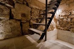 unique villas mallorca luxury ground floor apartment for Sale in Old Town Palma cellar