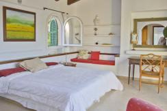 unique villas mallorca mediterranean villa for sale in Andratx bedroom