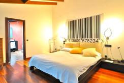 unique villas mallorca modern loft for sale in Palma bedroom