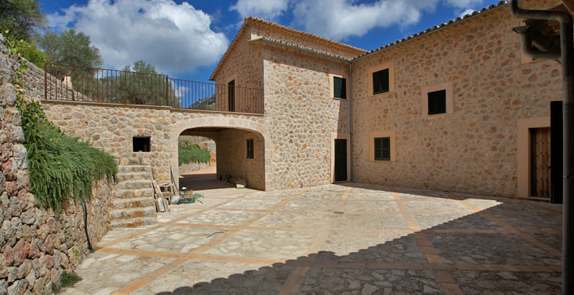 unique villas mallorca new build country house for sale in Valldemossa