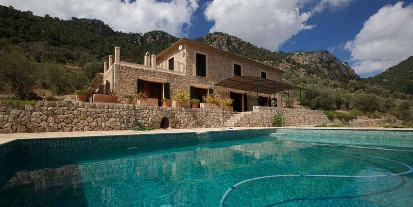 New Build Country House for Sale in Valldemossa