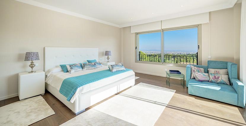 unique villas mallorca new modern villa for sale in son vida bedroom
