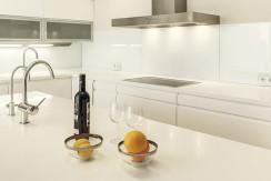 unique villas mallorca new modern villa for sale in son vida kitchen 2