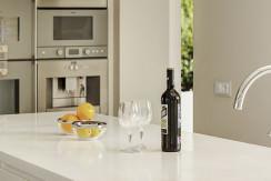 unique villas mallorca new modern villa for sale in son vida kitchen
