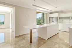 unique villas mallorca new modern villa for sale in son vida living dining area 1