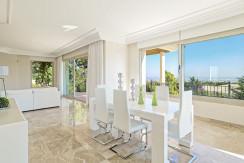unique villas mallorca new modern villa for sale in son vida living dining area