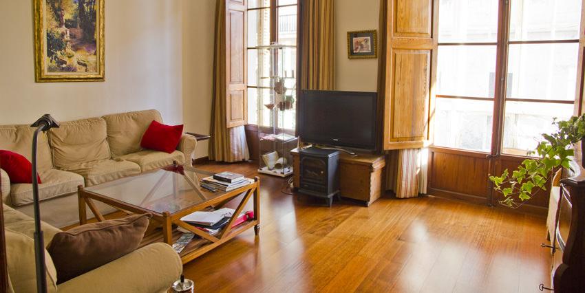 Amplio Apartamento en Venta en el Centro de Palma VENDIDO