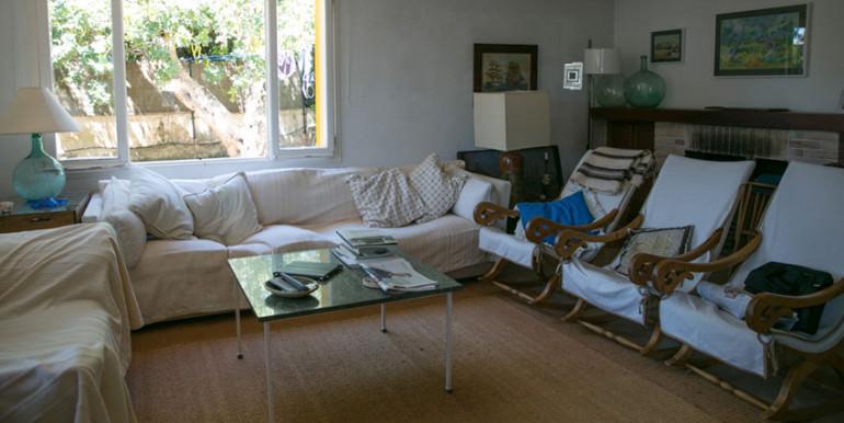 unique villas mallorca summer house for sale in Cala Ratjada living area