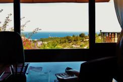 unique villas mallorca villa with seaviews for sale in Genova studio view