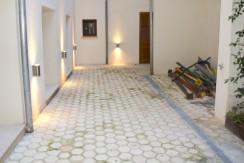 unique villas malorca ground floor duplex for sale near San Miguel, Palma terrace