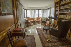 uniquevillas-mallorca-penthouse-paseo-maritimo-office-area