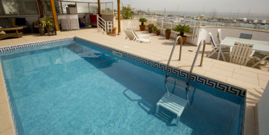 Lux Penthouse for Sale in Paseo Maritimo