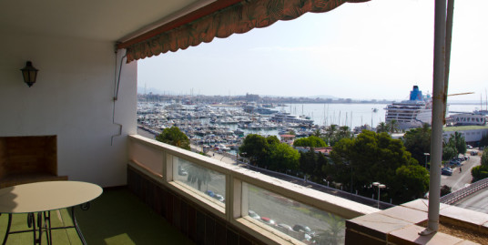 Apartment with Lovely Seaviews and Natural Light for Sale in Palma-uvm34