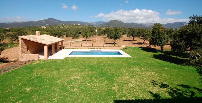 unique villas mallorca fabulous farmhouse for sale in santa maria view