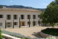 unique villas mallorca impressive manor estate for sale in Puigpunyent property view