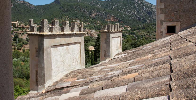 unique villas mallorca magnificent villa for sale in idyllic Valldemossa views 2
