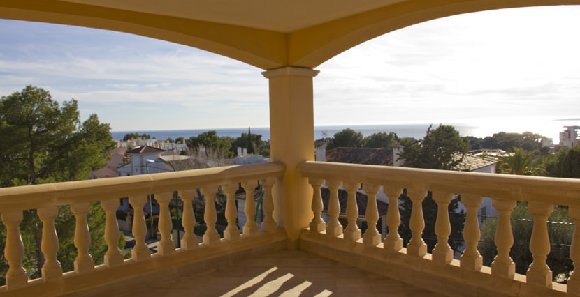 unique villas mallorca new apartments for sale in la Bonanova terrace