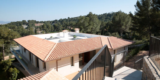 Luxury New Build Villa for Sale in Son Vida-uvm20