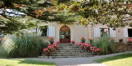 Spectacular 19th Century House for Sale in Establiments-uvm19