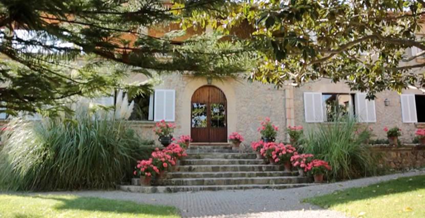 unique villas mallorca spectacular 19th century house for sale in Establiments