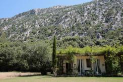 unique villas mallorca summer house for sale in Pollensa view to the mountain