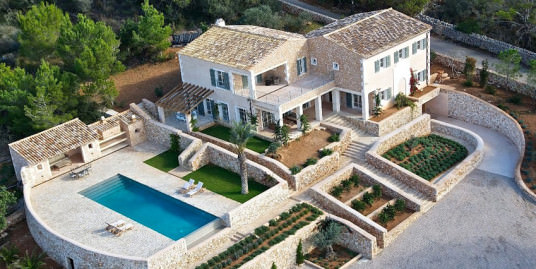 Newly Built Wonderful Country House for Sale