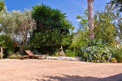 uniquevillasmallorca charming house in establiments garden