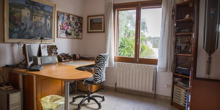 uniquevillasmallorca elevated house for sale in Cala Blava studio