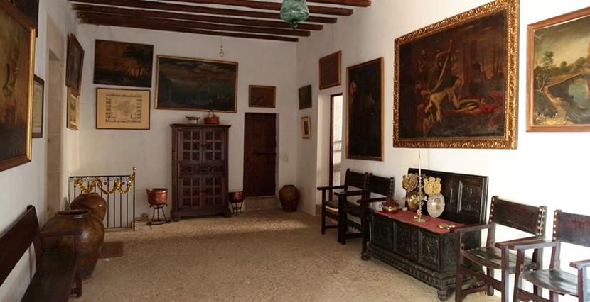 uniquevillasmallorca finca for sale in alaro interior
