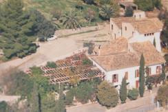 uniquevillasmallorca finca for sale in alaro sky view