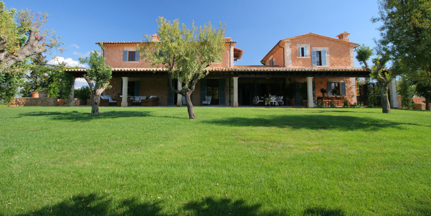 New Mallorcan Style Country Estate for Sale-SOLD