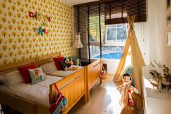 uniquevillasmallorca first floor for sale in La Bonanova bedroom 2