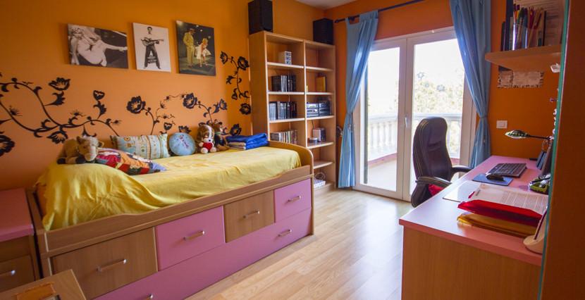 uniquevillasmallorca lovely villa for sale in cala vinyas bedroom 1