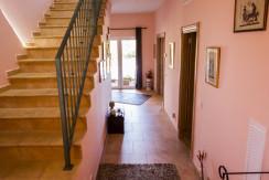 uniquevillasmallorca lovely villa for sale in cala vinyas stairs