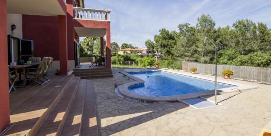 Wonderful Villa with Seaviews for Sale in Cala Vinyes-ref.uvm83