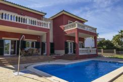 uniquevillasmallorca lovely villa for sale in cala vinyas swimming pool view