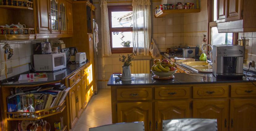 uniquevilllasmallorca mediterranean villa to be reformed for sale in cala blava kitchen