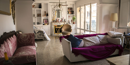 Bright Apartment for Sale in Old Town Palma-SOLD