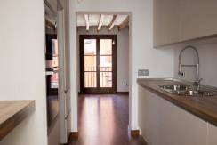 uniquevillasmallorca apartment for sale i n palma center kitchen