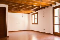 uniquevillasmallorca apartment for sale i n palma center living room