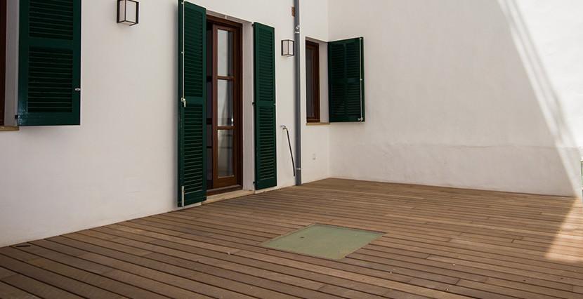 uniquevillasmallorca apartment for sale i n palma center terrace