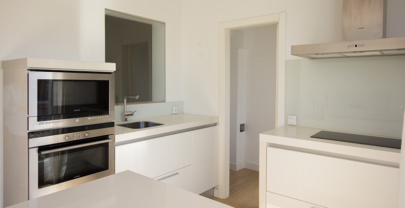uniquevillasmallorca studio for sale in el terreno kitchen